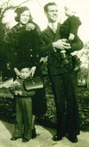Chambers' Family c. 1934