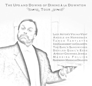 Downton Dining Tour