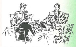 50s Heritage menu