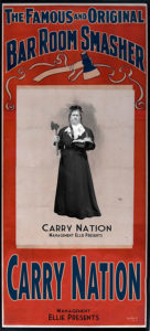Carry Nation poster