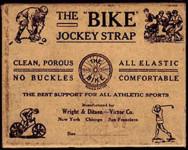Bike Jockey Strap