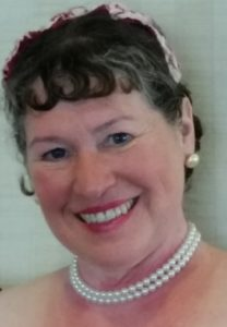 Ellie Carlson as Mamie Eisenhower