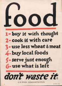 wwi-food